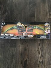 NKOK RealTree Light-Up Toy Archery Set - w/ Bow, Arrows and Target