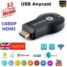 En unidiffusion DLNA Wi-FI 1080P HD TV HDMI Stick Chromecast Airplay Dongle UK