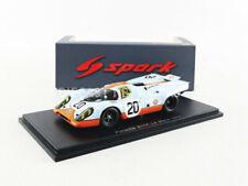 Spark 1/43 Porsche 917K #20 le Mans 1970 Gulf S1969