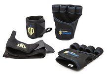 *PREMIUM* Cross Training Gloves and Wrist Wrap Set for High Performance - MEDIUM