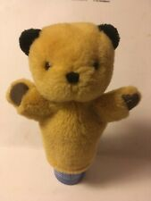 'SOOTY &  SWEEP' HAND GLOVE PUPPET SOOTY CUTE TOY 2008