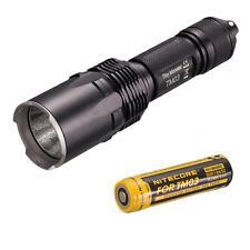 NiteCore TM03 2800 Lumen CREE XHP70 LED Flashlight w/ IMR18650 battery