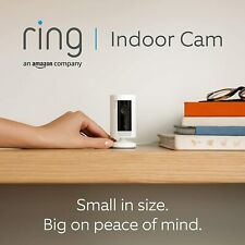 Ring Indoor Cam Compact Plug-In HD security camera with Two-Way Talk,BRAND NEW!!