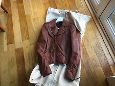 Balenciaga Moto Leather Jacket