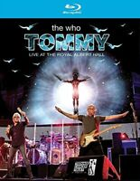 The Who: Tommy - Live At The Royal Albert Hall [Blu-ray] [2017] [DVD][Region 2]
