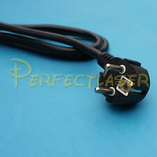 EU Standard Power Cable/ Power Supply EU Plug/ 3-Prongs AC Power Cord 16A, 250V
