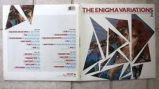 The Enigma Variations Two   2-LP Set   Plan 9 Agent Orange TSOL Wire Mojo Nixon