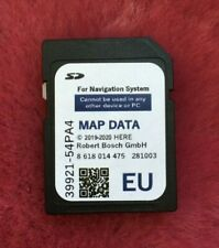 2020 SUZUKI SLDA BOSCH SD CARD KARTE (Vi) EUROPE SWIFT, SX4 S-CROSS,VITARA NAVI