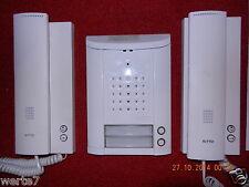 RITTO TwinBus Entravox 18402 Türstation m.2 Wohntelefone oder 2 Freisprechstelle