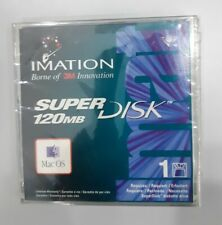 Imation Super Disk 120MB for Mac OS