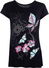 Maglie e camicie da donna floreale viscosa, taglia 44