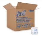 Scott Essential Professional 80 Rolls in cases, 100% Recycled Fiber Bulk Paper