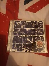 Oasis Promo Japan CD Rare The Lost Tapes