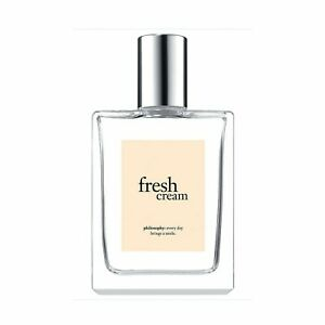 Philosophy *FRESH CREAM* Perfume Spray Fragrance 0.5 oz NWOB