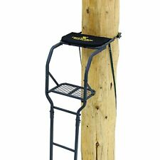 Re646 Rivers Edge One Man Classic Ladder Stand Factory 2Nd
