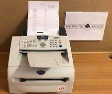 FAX2920U1 - Brother FAX-2920 A4 Mono Fax Machine