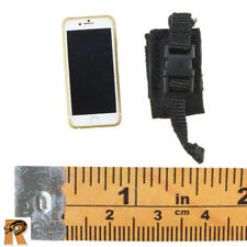 ASU Hong Kong SAR 20 - Cell Phone & Pouch -1/6 Scale Soldier Story Action Figure