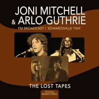 JONI AND GUTHRIE,ARLO MITCHELL - THE LOST TAPES 1969   CD NEU