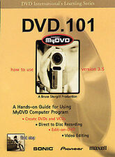 DVD 101 - Sonic MyDVD How To Use (DVD, 2002)