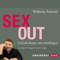 WILHELM SCHMID - SEXOUT.UND DIE KUNST,NEW ANZ 2 CD NEW