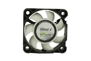 GELID SOLUTIONS Ventola SILENT 4 Dimension of Fan (mm): 40 x 40 x 10 3PIN M6B9IT