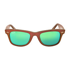Ray Ban Original Wayfarer Jupiter Cosmo Green Non-Polarized Lens Sunglasses