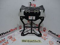 Portatarga plate holder Kawasaki Ninja zx6r Z750 Z1000 03 06