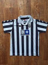 Jersey shirt maglia Kappa JUVENTUS home 99-00 XL YOUTH