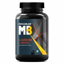 MuscleBlaze L-Carnitine L-Tartrate