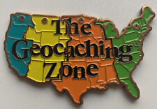Caching through the Zones - USA FULL SET (4 Coins)- Adoptable