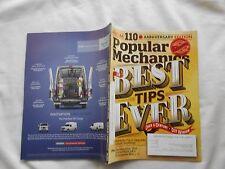 POPULAR MECHANICS Magazine-MARCH,2012-BEST TIPS EVER-OVER A CENTURY OF WISDOM