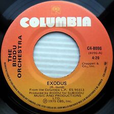 BIDDU ORCHESTRA Exodus I Could Have Danced All Night NORTHERN Disco Soul 45 c106