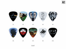 Pink Floyd Guitar Pick Set (10pcs)