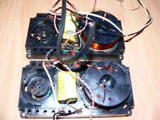 Freqenzweichen 2 Wege Übergangsfrequent 2000 HZ mit Folien Kondensatoren