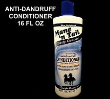MANE'N TAIL DAILY CONTROL ANTI DANDRUFF CONDITIONER RELIEVES ITCHING & FLAKING