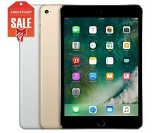 Apple iPad mini 4th 16GB 32GB 64GB 128GB Wi-Fi, 7.9in - Gray Silver Gold (R-D)