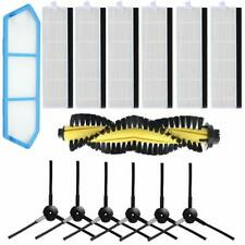 Main Brush+Side Brushes+Filters For ilife  A4 A4s Robot Vacuum Cleaner