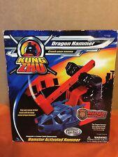 Kung Zhu Dragon Hammer Ninja Warriors New Gift Collectible