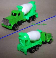 Peterbilt Zement Truck, Metall Modell Auto