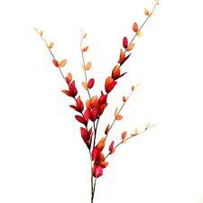 114cm Artificial Lonicera Plant / Spray - Terracotta - Decorative Foliage