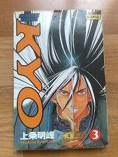 Samurai Deeper Kyo Tome 3