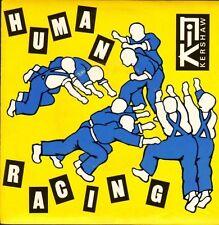 """NIK KERSHAW human racing/faces NIK 5 uk mca 1984 7"""" PS EX/VG+"""