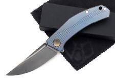 Custom Shirogorov Jeans Sinkevich Design Vanax 37 MRBS Best Russian Knives NIB