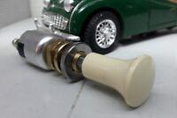 Lucas Type SPB104 PS7 Dash Pull Switch Cream Ivory Knob Austin Morgan MG Triumph