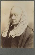 Richard Webster. 1st Viscount Alverstone. Cabinet Card
