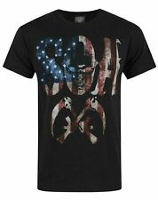 Sons Of Anarchy Americana & Crossed Rifles Men's T-Shirt