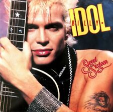 "Billy Idol - Sweet Sixteen - Vinyl 7"" 45T (Single)"