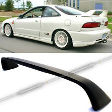 Fit 94-01 Acura Integra DB DC2 3DR Hatchback Type R Trunk Spoiler Wing ABS