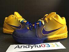 Nike Kobe IV 4 Rings 10.5 Jordan Lebron FTB NMD KD LOT 13 12 10 9 8 7 6 5 3 2 1