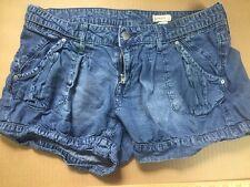 H&M Women's Denim Shorts Size 6 - EUC